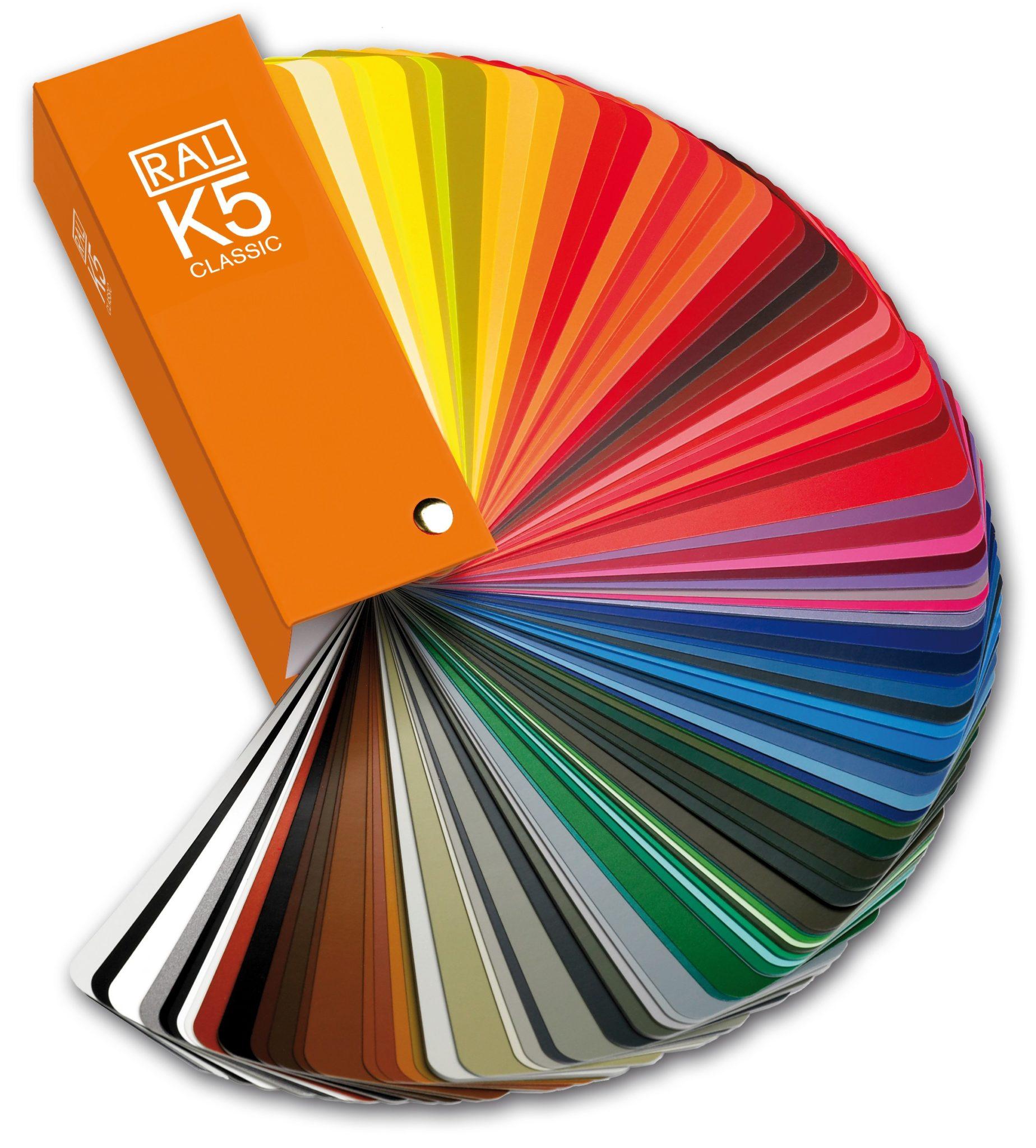 Powder Coat Paint Selector gives many choices